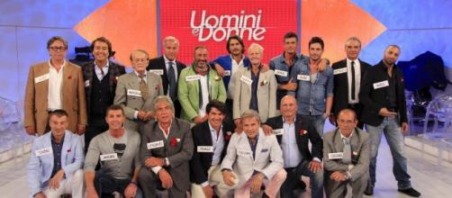 UOMINI E DONNE 2014/2015: JONAS BERAMI SARA' IL SEGRETO DELLA ... - davidemaggio.it