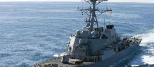 US deploys warship off South Korea amid soaring tensions | South ... - scmp.com