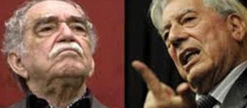 Vargas Llosa propinó en México un puñetazo a Gabriel García
