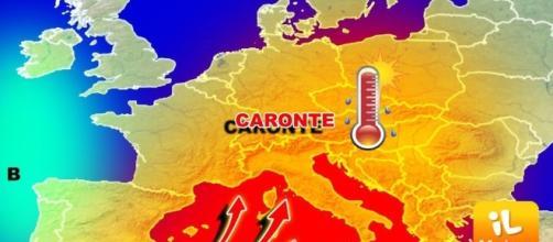 Verso l'estate bollente con Caronte e El Niño