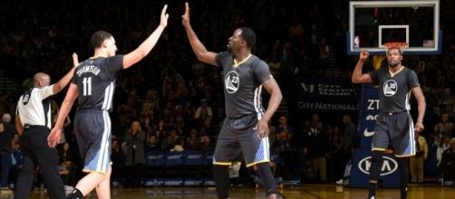 Warriors Breeze Past Pelicans on Slate Night   Golden State Warriors - nba.com