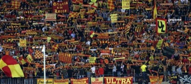 Continua la prevendita per Lecce- Taranto.