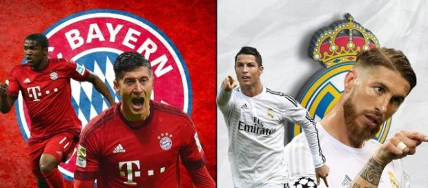 """El Clasico Europeo"", Real Madrid vs Bayern de Munich"