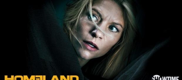 Homeland tv show logo image via Flickr.com
