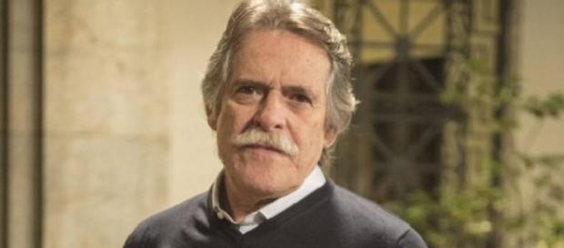 José de Abreu disse que se tivesse o dinheiro de Mel Gibson, ele se aposentava