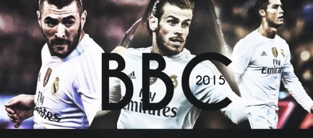 """Los tres de Zidane no dan todo lo que se espera de ellos (Real Madrid - """"BBC TRIO"""" - Super Attack)"""