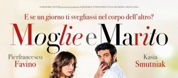 Moglie e marito dal 12 Aprile in tutte le sale italiane.