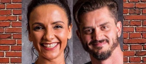 Paredão Marcos e Marinalva deste domingo no Big Brother Brasil 17