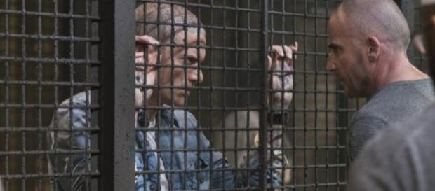"""Cena de """"Prison Break"""" 5ª temporada"""