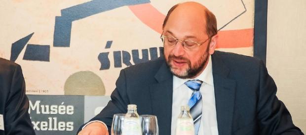 SPD-Chef Martin Schulz. (Friends of Europe / flickr / CC BY-SA 2.0 / URG Schweiz)