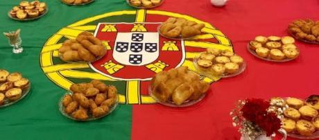 Bandeira Nacional serviu de tolha em inauguração de Associação