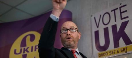 Two Ukip chairman in Liverpool QUIT the party in protest at Paul ... - thesun.co.uk