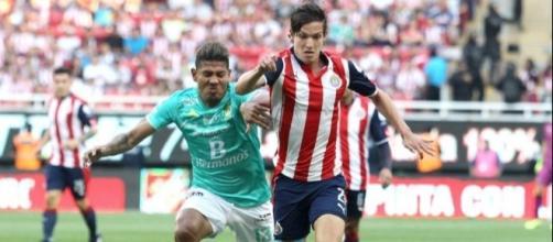 A Chivas se le escapa el triunfo frente a León (1-1)   Deportes ... - elpais.com