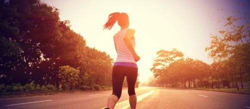 Mulheres descobrem corridas de rua