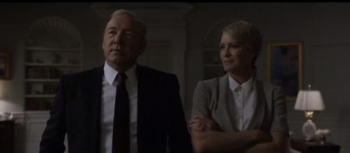 'House of Cards' season 5 trailer is dark & downright chilling (netflix)