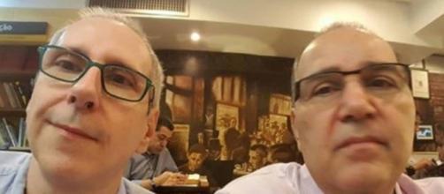 Flavio Micellis e Eduardo Michel foram espancados em condomínio