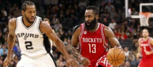 Risultati NBA: è Leonard-show all'AT&T Center contro Houston. Cade ... - nbareligion.com