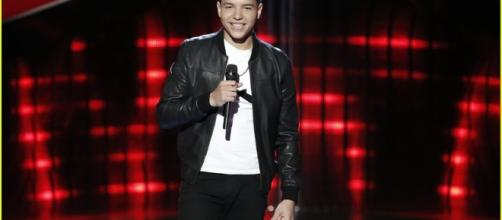 The Voice's Mark Isaiah Nails Audition With Shawn Mendes' 'Mercy ... - justjaredjr.com