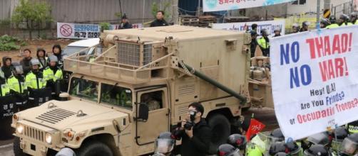 U.S., South Korea Agree THAAD Deployment Going Smoothly: South ... - usnews.com