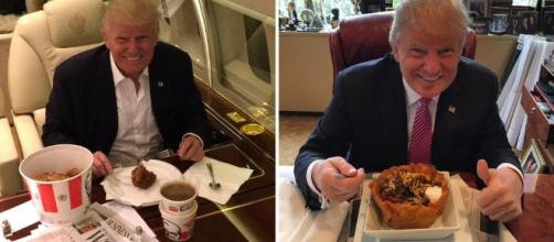 Why Does Donald Trump Eat So Much Fast Food? - esquire.com
