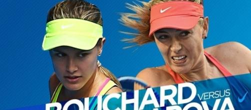 "WTA Madrid Open 2017 match of the 2nd round - can ""Genie"" use it as a springboard to revive her season? Source = Blasting News Library"