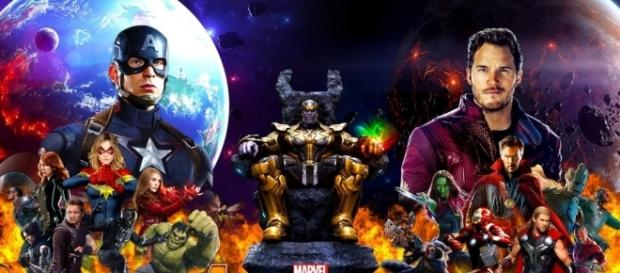 Avengers Infinity War Wallpaper V.1 by lesajt on DeviantArt - deviantart.com