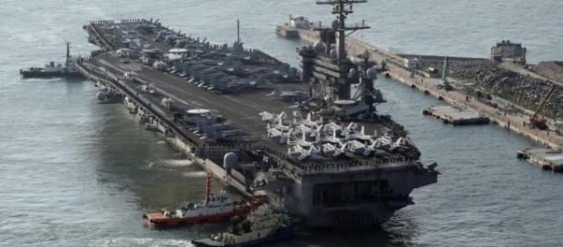 Comment les frappes en Syrie changent la donne en Corée du Nord ... - liberation.fr