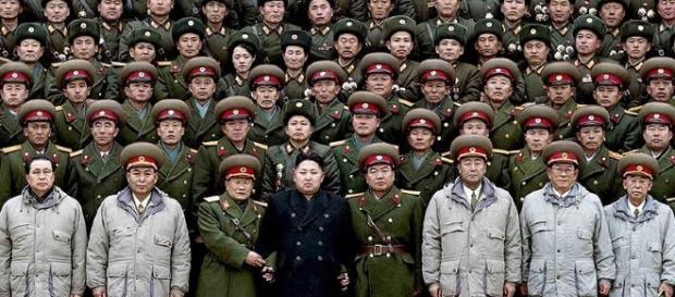 """Corea del Norte advierte: """"estamos listos para una guerra ... - argnoticias.com"""