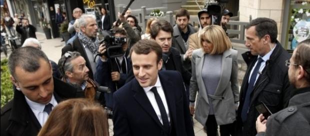 Emmanuel Macron prometió varios cambios a favor de la igualdad de género - vozpopuli.com