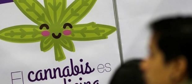 México aprueba uso controlado de cannabis medicinal.