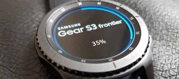 Samsung Gear S3 Frontier gets software update in UK and Germany ... - tizenexperts.com