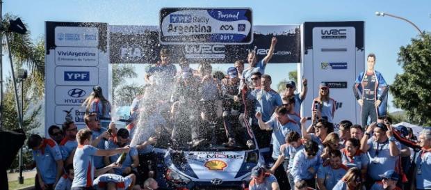 segundo triunfo de la temporada para el equipo Hyundai Motorport