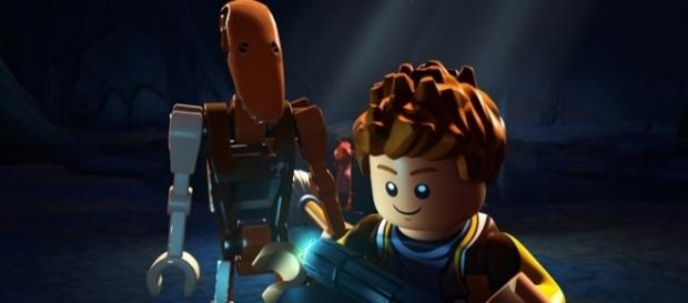 TV-Cap: New LEGO STAR WARS Series Introduces Its Characters | Nerdist - nerdist.com