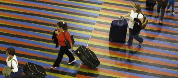 Venezuela vive un fenómeno contrario al de su tradición hospitalaria: La emigración. Foto: Lapatilla.com