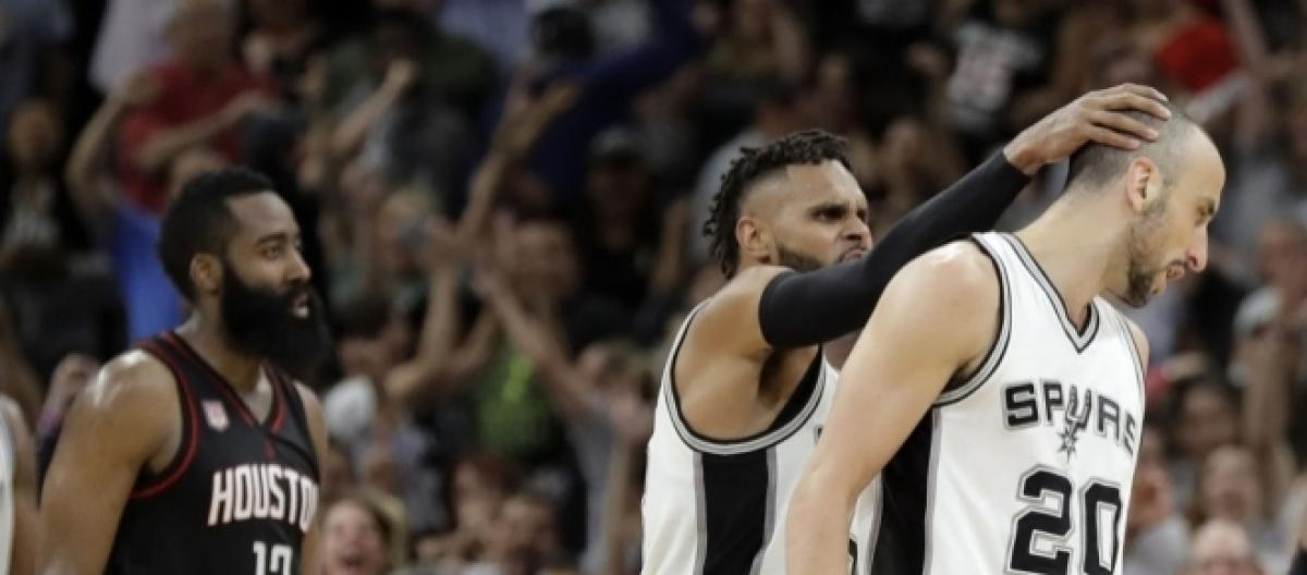 65675fb21833 Manu Ginobili adds to his Hall of Fame resume with a clutch Game 5  performance