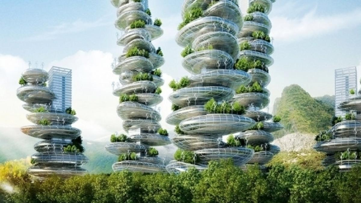 The Future of Farming in Cities will totally shock you!
