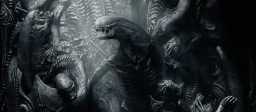 """""""Alien: Covenant"""" from 20th Century Fox, Scott Free Productions"""