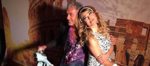 Barbara d'Urso e Massimo Giletti