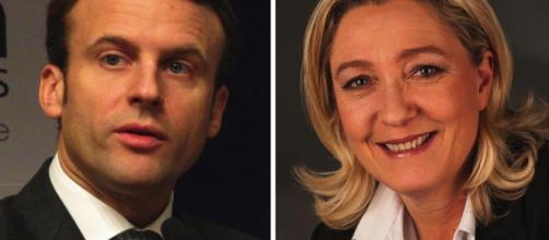 Emanuel Macron vs. Marine Le Pen
