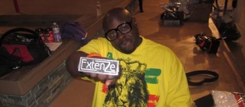 "EXTENZE RING 20cttw Diamond Ring we created for Chris ""Big Black ... - pinterest.com"