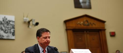 F.B.I. Chief James Comey Is in Political Crossfire Again Over ... - nytimes.com