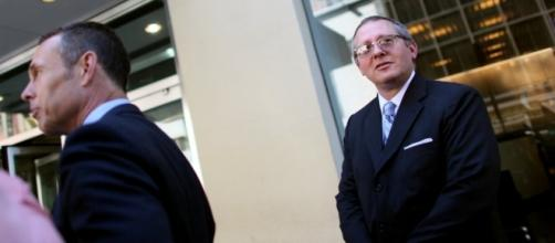 Former communications advisor for Trump campaign, with Russian connections, Michael Caputo / Phot by Nytimes.com via Blasting News library