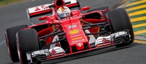 Formula 1: Sebastian Vettel vince Gran Premio d'Australia. Ferrari ... - blitzquotidiano.it