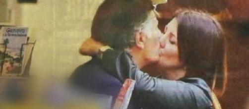 Giorgio Manetti e Roberta a portofino