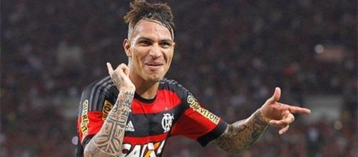 Guerrero pode estar de saída do Flamengo