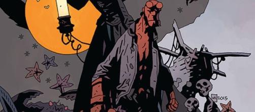 HELLBOY Will Return in a New Graphic Novel   Nerdist - nerdist.com