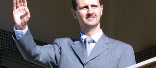 Il leader siriano Bashar Assad