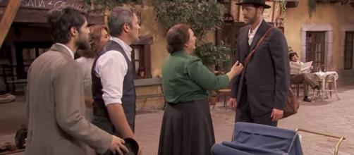 Il Segreto, Nicolas torna a Puente Viejo