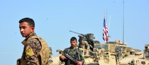 In blow to US-Turkey ties, Trump OK's arming Syrian Kurds against ... - bostonglobe.com