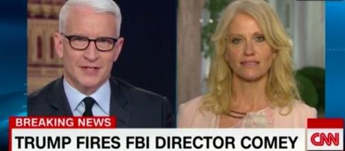 It's not a cover up': Kellyanne Conway battles CNN's Anderson ... - news-falls.com